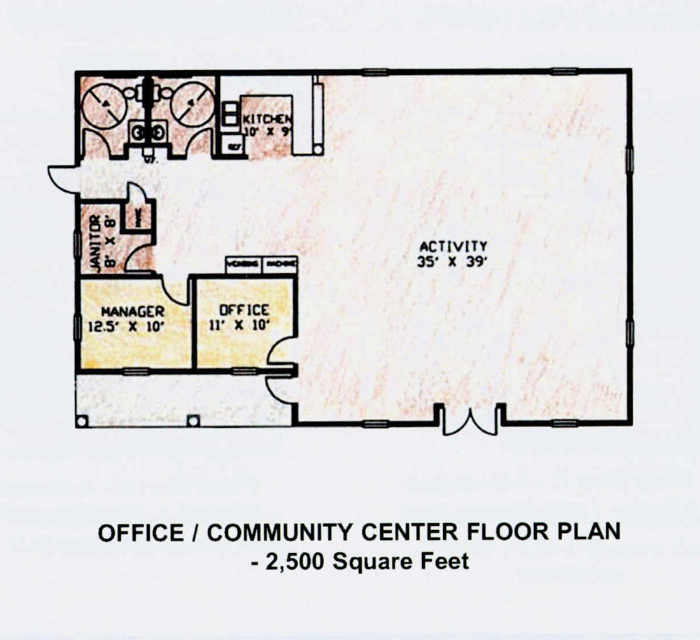 Aamagin property group virtual tour for Small daycare floor plans
